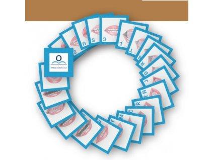 Logopedické karty vyvozování hlásek