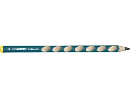 Grafitová tužka trojhranná - pro leváky