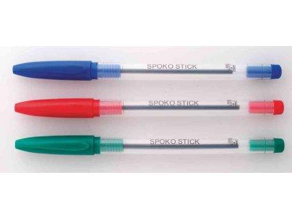 Kuličkové pero - zelené