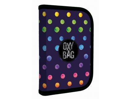 Penál - 1 patrový, prázdný - oxy dots
