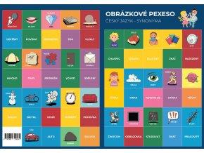 V lavivi obrázkové pexeso synonyma A3 (3)