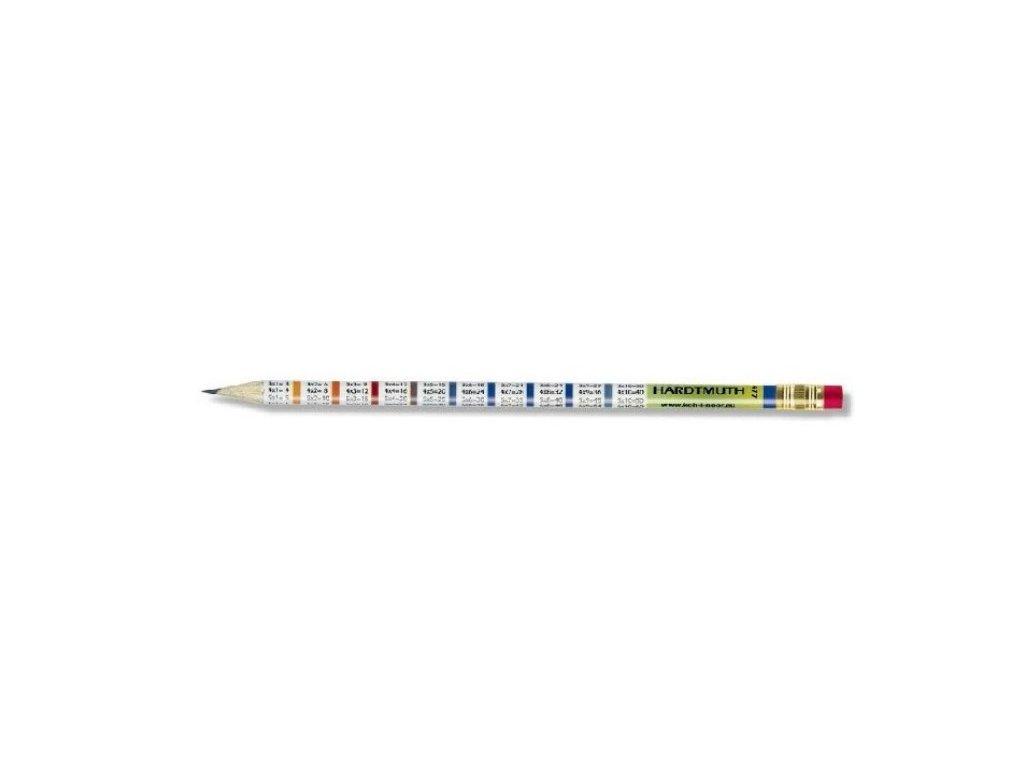 Grafitová ceruzka - násobilka