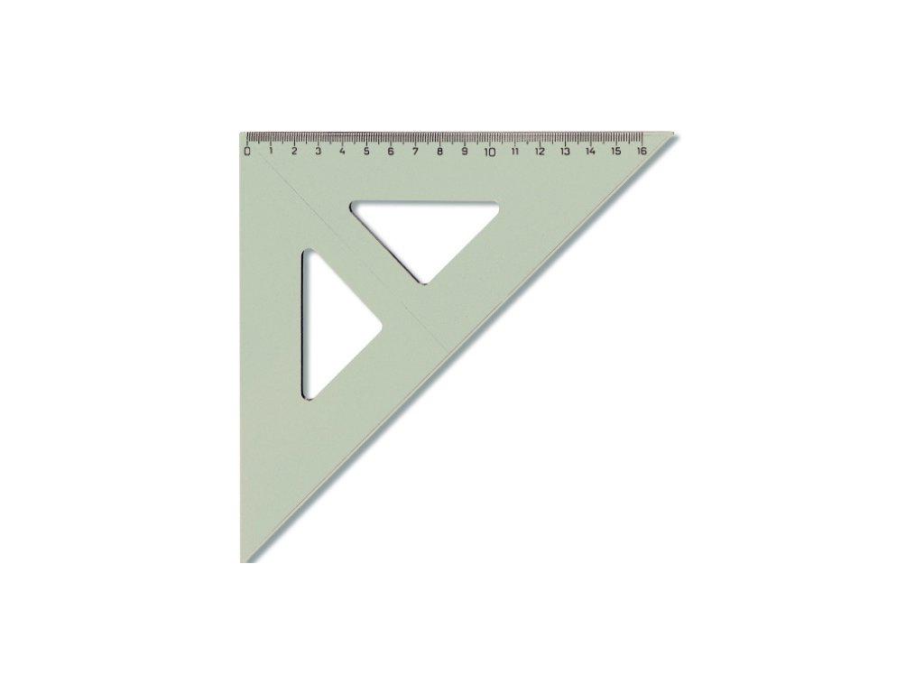 Trojuholník s ryskou