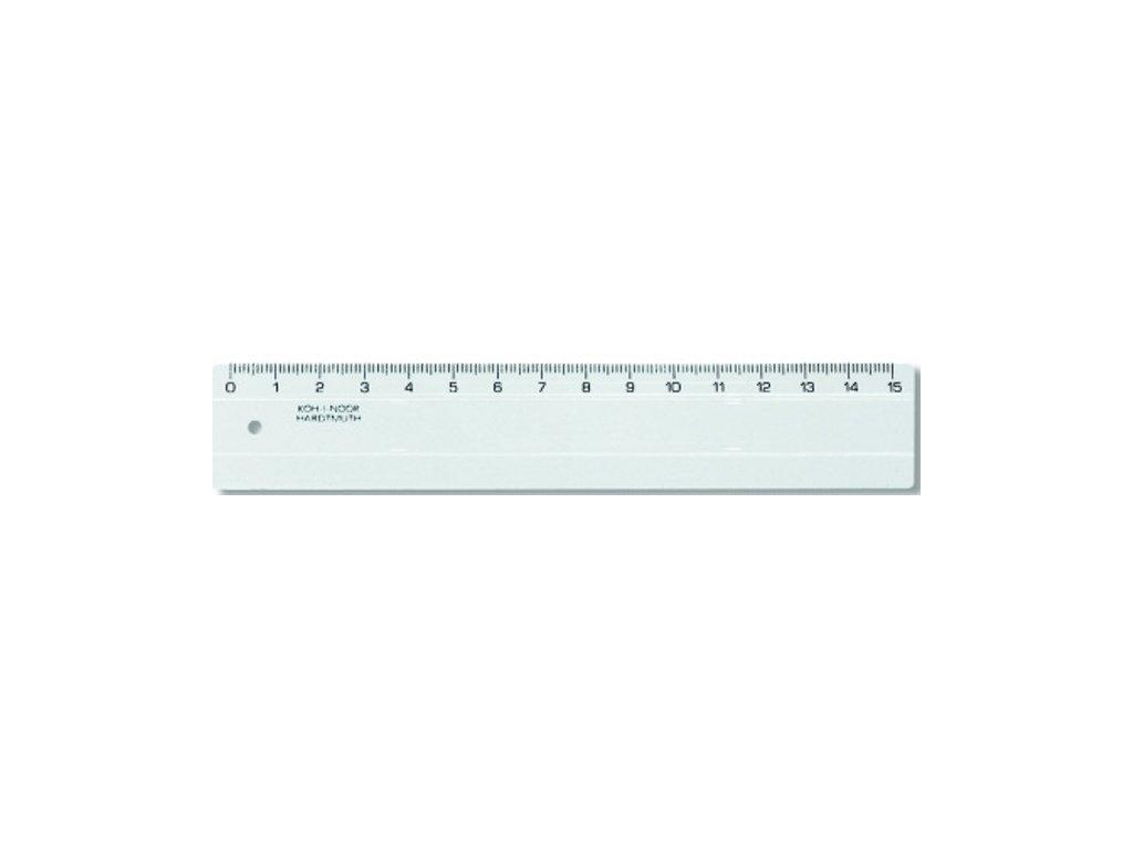 Pravítko 15 cm