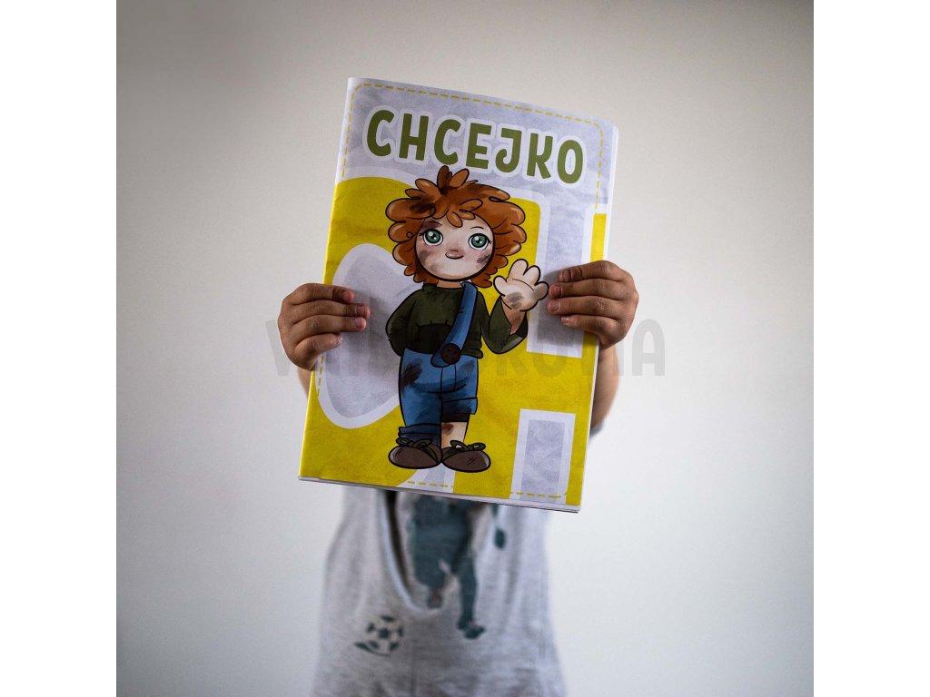 Chcejko