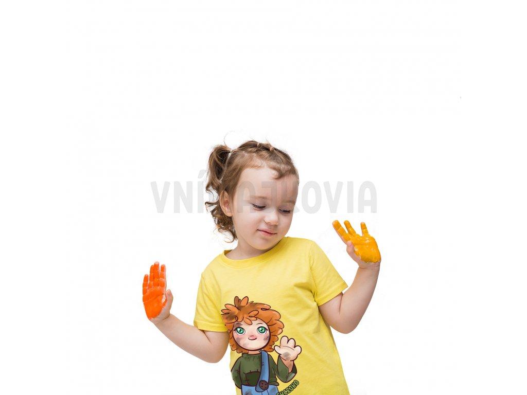 Chcejko detské/ Žltá 04
