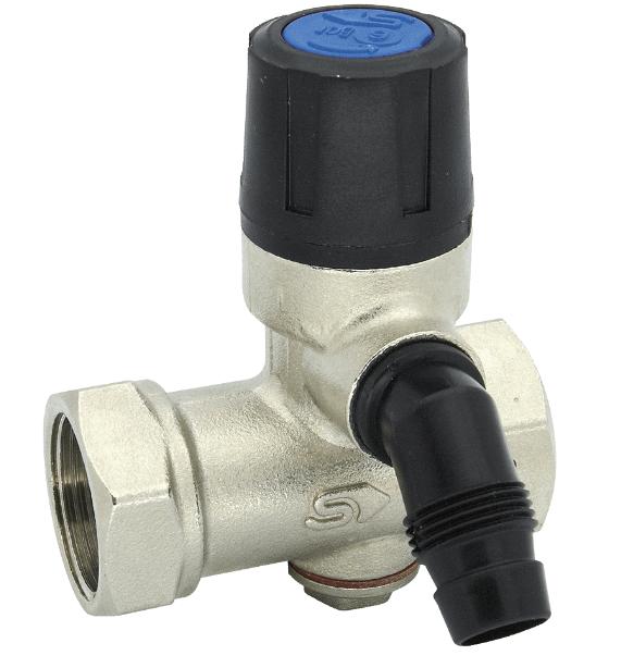 Pojistné ventily k bojleru