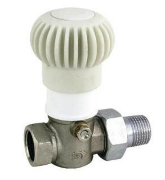 Radiátorové ventily a termostatické hlavice