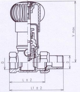 VE-4522A_technický_výkres