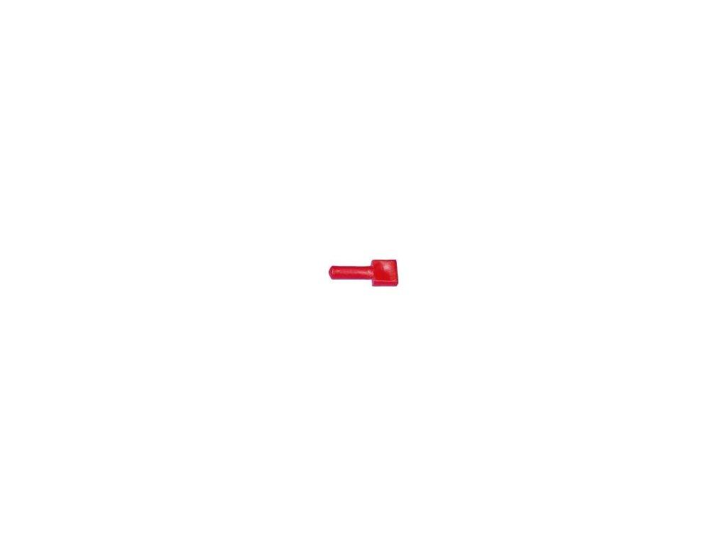 Zajišťovací kolík červený