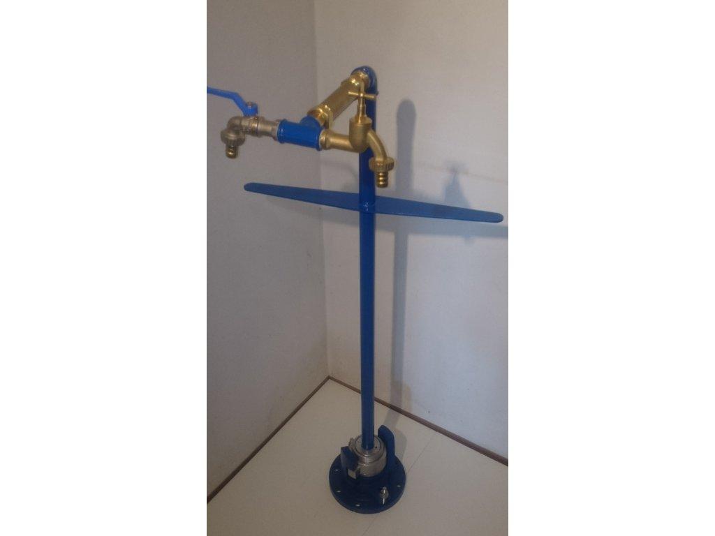Hydrantový výtokový stojan bez vodoměru