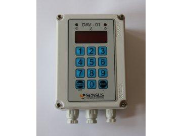 DAV-01 dávkovací zařízení