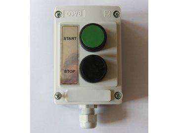 DAV-01 ovladač pro dávkovací zařízení (start-stop)
