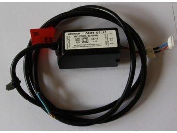 Komunikační síťový modul k Pollustatu