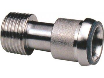 """Nátrubek teleskopický 1/2"""" (včetně matice) 34-50mm"""