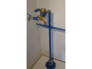 Hydrantový vodoměr - výtokový stojan s vodoměrem