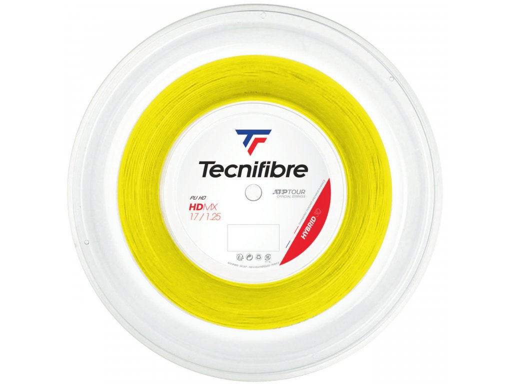 TECNIFIBRE Bobine HDMX 125 yellow