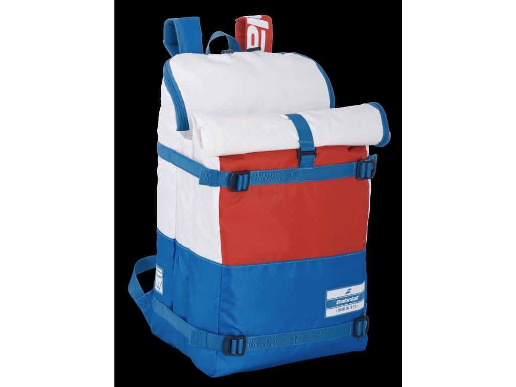 753090 BP 3 + 3 Hybrid Pack 203 white blue red 3 4 face folded