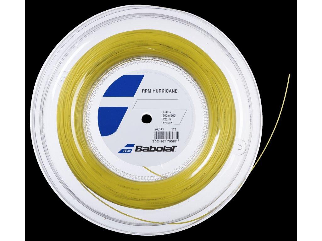 243141 RPM HURRICANE 200 M 113 Yellow