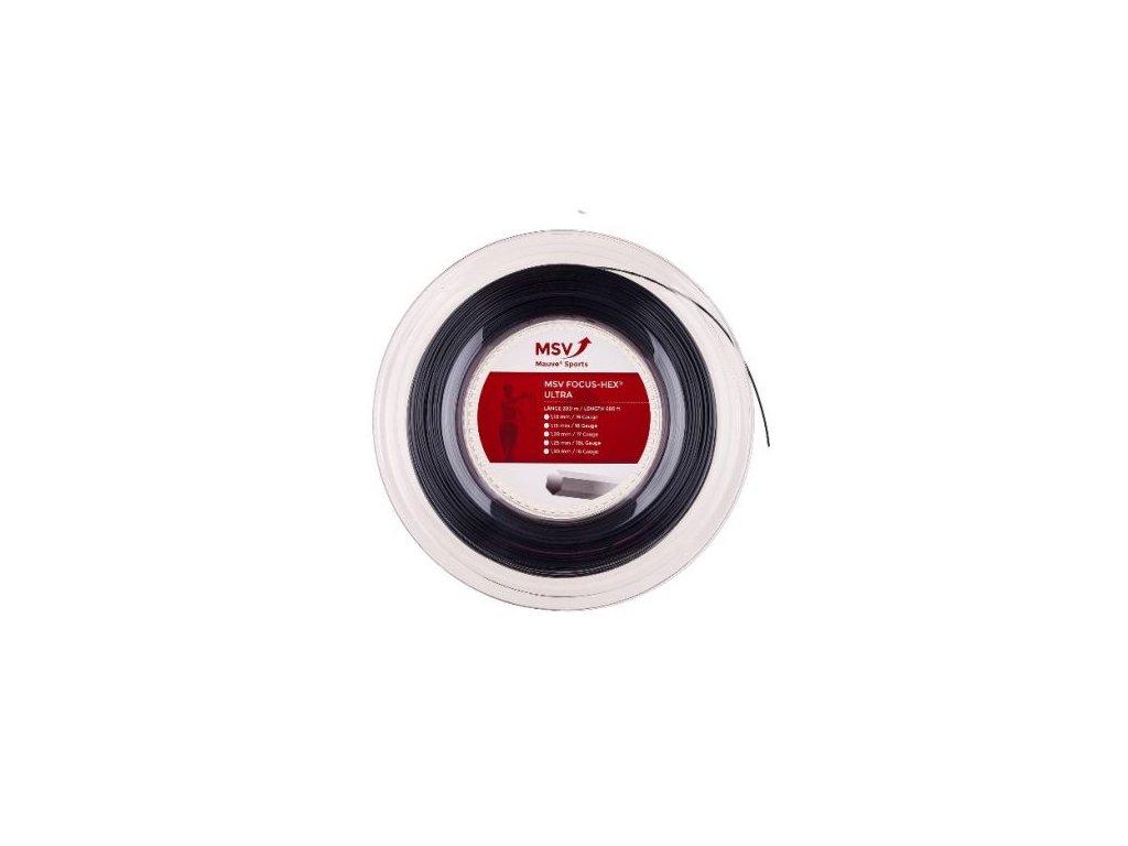 Focus Hex Ultra, 200 m (černý a bílý)