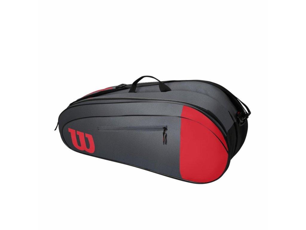9e9d94bbc0019c5b6cee8a3a2748c062e2cda9a9 WR8009803 0 Team 6PK Bag GY Infrared new