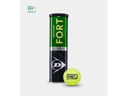 Fort All Court 4 Ball Tin image ITF 800x880