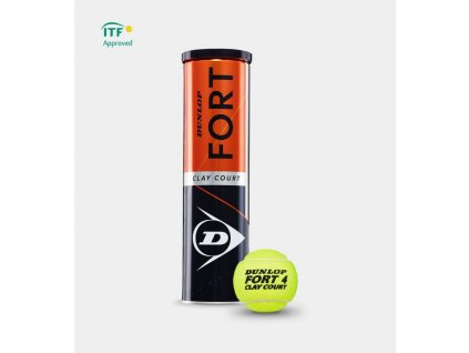 Fort Clay Court 4 Ball Image ITF 800x880
