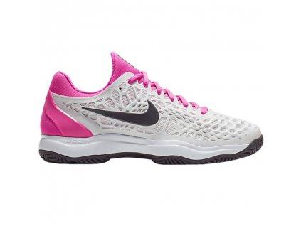 Nike Air Nike Zoom Cage 3 HC (bílo-růžové)
