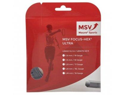 MSV Focus Hex Ultra black