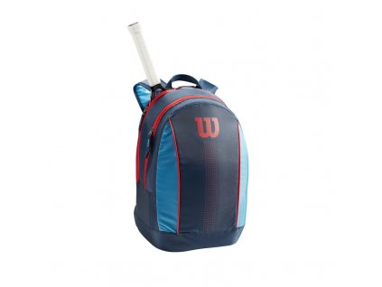 detsky batoh na rakety wilson junior backpack navy blue 95556