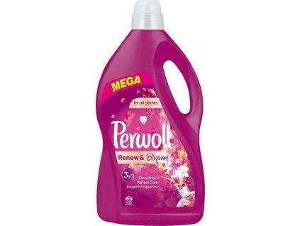 Perwoll speciální prací gel Renew&Blossom 60 praní