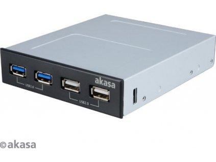 AKASA InterConnect S hub USB