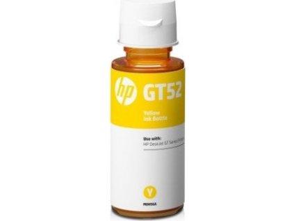 HP Lahvička s inkoustem HP GT52 žlutá (M0H56AE)