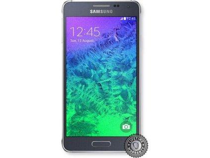 ScreenShield Tempered Glass na displej pro Samsung Galaxy Alpha (displej)