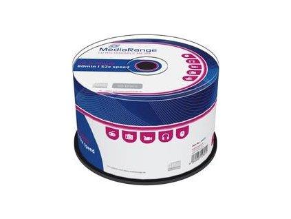 CD-R MediaRange 700MB 52x SPINDL (50pack)