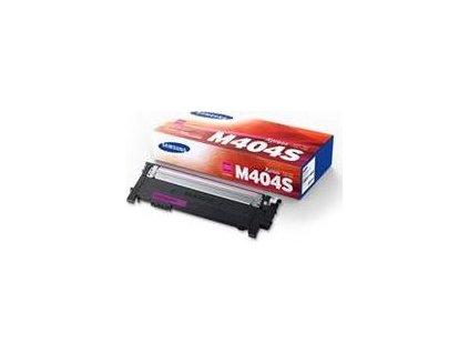 SAMSUNG toner CLT-M404S Magenta (SU234A) - originální