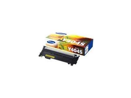 SAMSUNG toner CLT-Y404S Yellow (SU444A) - originální