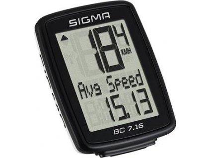 SIGMA cyklopočítač BC 7.16