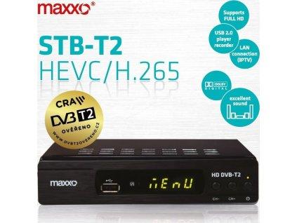 Maxxo T2 + WiFi dongle
