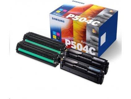 SAMSUNG toner CLT-P504C MultiPack - originální