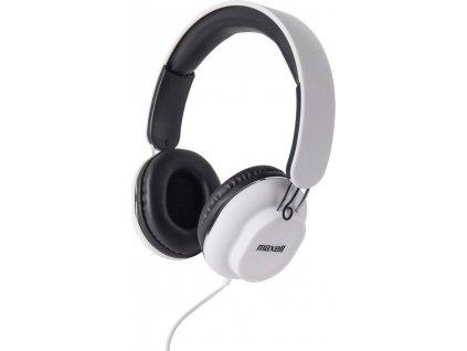 Maxell 303786 Classics headphone white