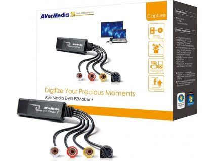 AVerMedia DVD EZMaker 7