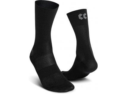 Kalas ponožky vysoké RIDE ON Z černá 46-48