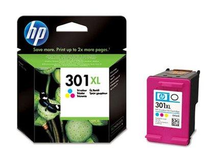 HP 301XL Color CH564EE