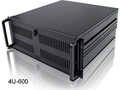 "Rackmount case 4U-600CA 19"", IPC"