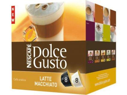 DOLCE G. LATTE MACCHIATO (NÁPLŇ) NESCAFÉ