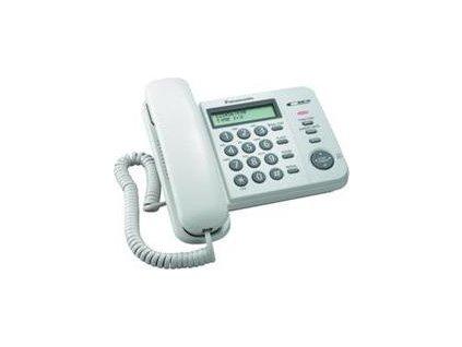 Panasonic KX TS560FXW, bílý