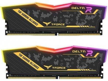 TEAM T-Force Delta TUF Gaming Alliance RGB 16GB (2x8GB) DDR4 3200MHz