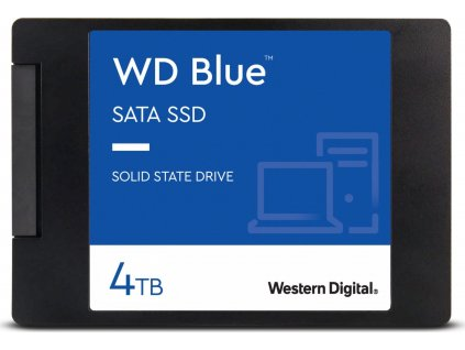 WD Blue 3D NAND SSD disk 4TB