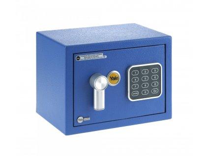YALE Safe Mini Blue